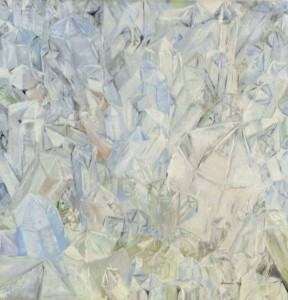 Bergkristalle - cristaux de roche - rock crystal